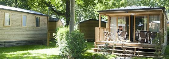 Cottage au Camping de Paris - Bienvenue
