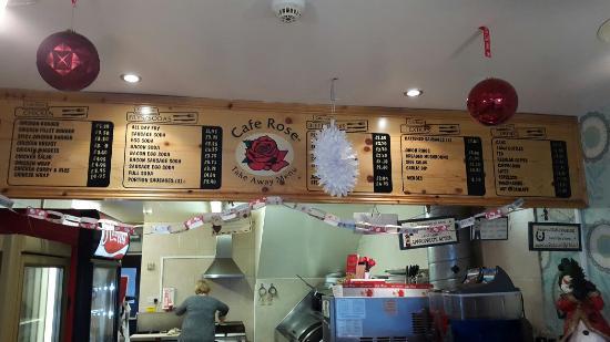 Cafe Rose Caledon
