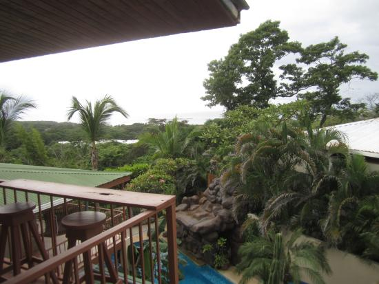 Casa Bambora: View from the second floor