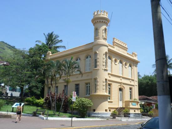 Antiga Cadeia e Fórum de Ilhabela