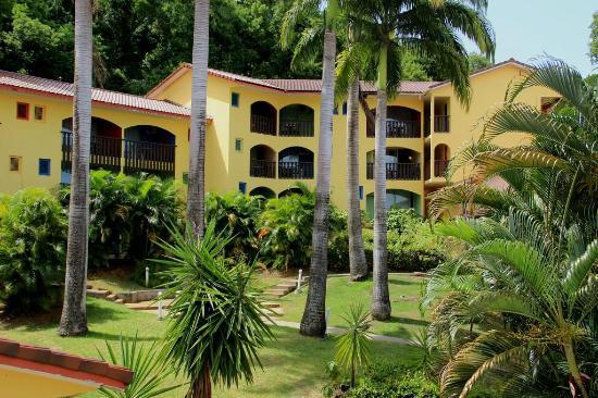 Residence de l'Anse Caritan: STUDIO VUE SUR MER DES CARAIBES