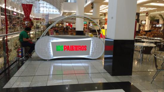 Los Paleteros - Shopping Palladium