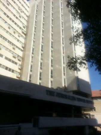 Jerusalem Tower Hotel: вид на отель 2