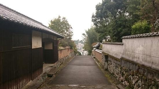 Kitadai Bukeyashiki Ato