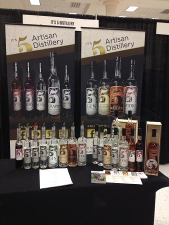 It's 5 Artisan Distillery: Events