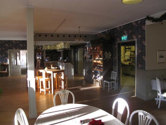Tofta, Schweden: Restaurangen