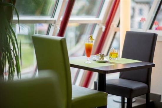 Hotel du Beryl: Restaurant La Pommeraie