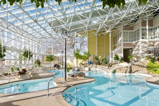 Steele Hill Resorts: Steele Hill Indoor Pool Area