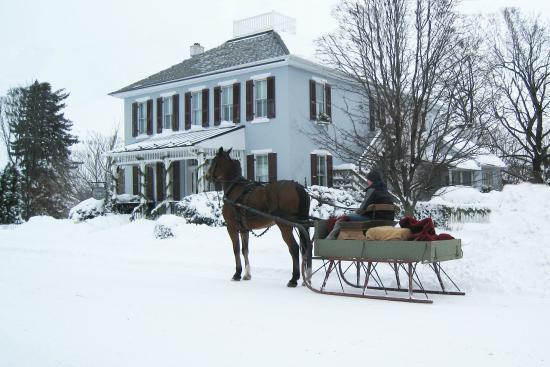 Terre Hill, Pensilvania: Artist's Inn