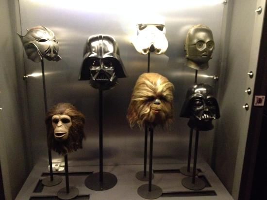 Museo Del Cinema.Star Wars Picture Of Museo Nazionale Del Cinema Turin Tripadvisor