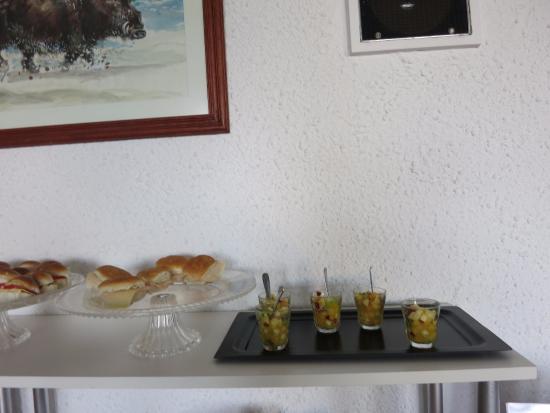 Hotel Tirol Bariloche: Hotel Tirol - Café da Manhã