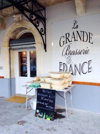 Brasserie le France