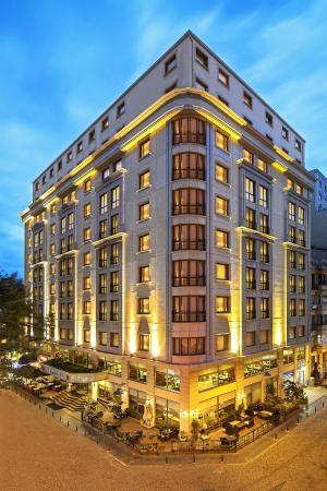 그랜드 오츠타닉 호텔 이스탄불