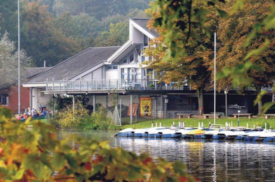 Sehr Schone Familien Geburtstagsfeier Haus Am See Gottingen