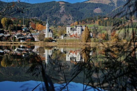 Goldegg am See, Austria: Schloss  Goldegg
