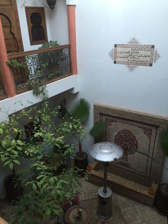 Riad Dar Alsaad: Patio