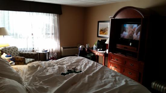 The Academy Hotel Colorado Springs: room 4