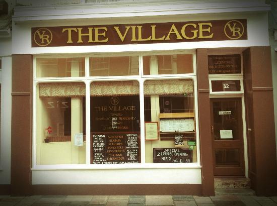 the village restaurant plymouth restaurant reviews. Black Bedroom Furniture Sets. Home Design Ideas