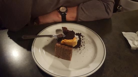 Gananoque, Canada: Dessert