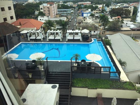 Hodelpa Gran Almirante Hotel & Casino: Vip Lounge viene