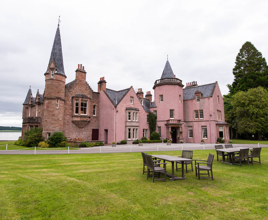 Thb Bunchrew House Hotel In Inverness
