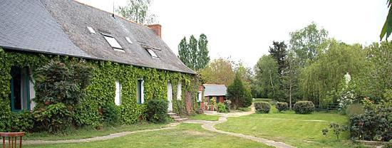 Maine et Loire, Prancis: la maison
