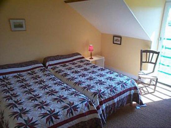 Maine et Loire, ฝรั่งเศส: chambre comfortable