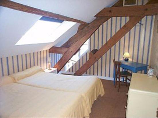 Maine et Loire, Prancis: chambre très confortable