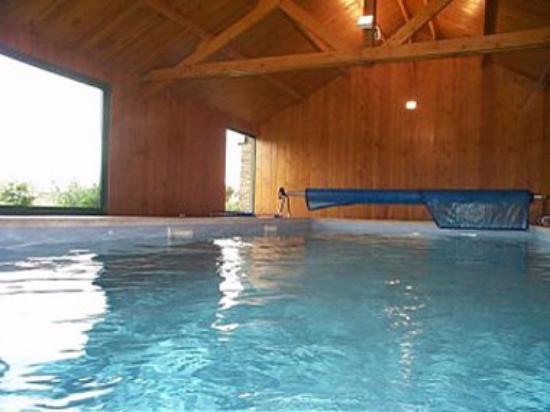 Maine et Loire, ฝรั่งเศส: piscine du Haut Aulnays