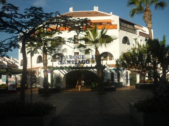 Parque Santiago: отличный аппартотель