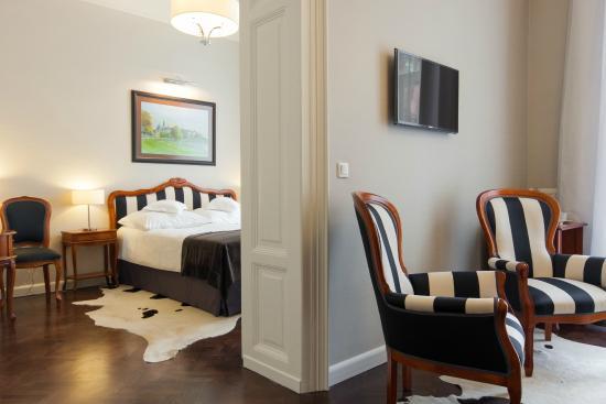 Hotel Senacki: Room