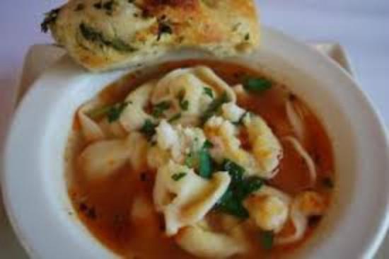 Patrizia's : Calamari Stew