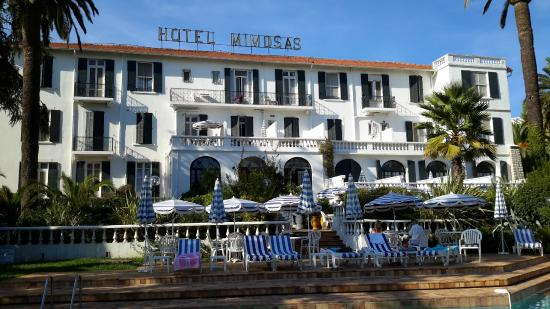 Hotel Des Mimosas Updated Prices Reviews Photos Juan Les Pins France Tripadvisor