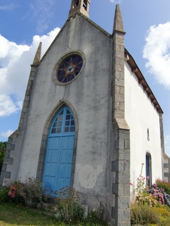 Étables-sur-Mer, France: La Chapelle Notre-Dame d'Espérance n. 4