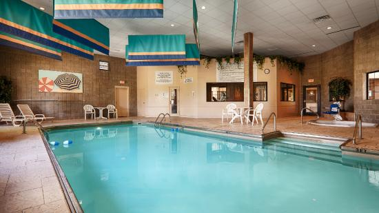 Best Western Plus Butte Plaza Inn: Indoor Pool