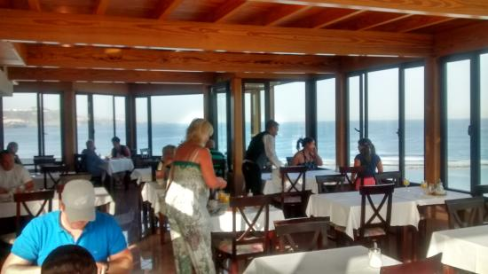 Breakfast Room With View Of Beach Picture Of Hotel Concorde Las
