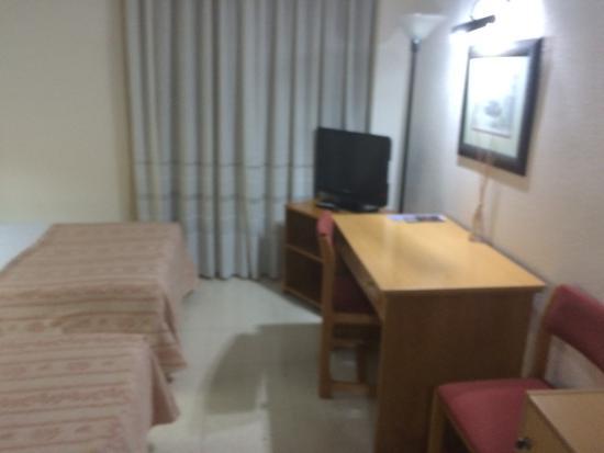 Hotel Pacoche Murcia: Habitación