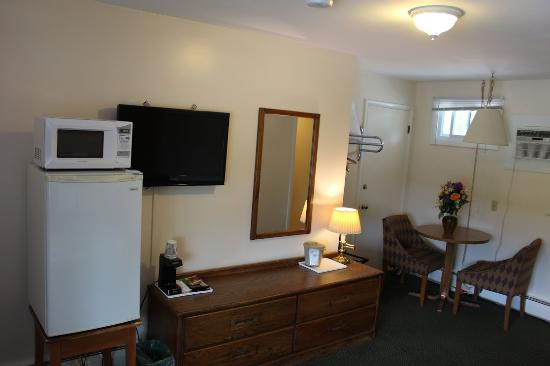 Williamstown, MA: ROOM INTERIOR