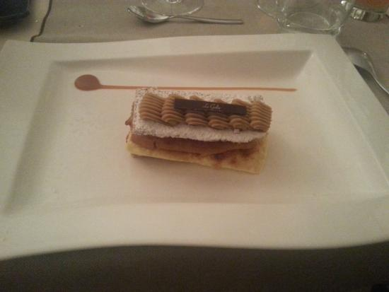 Прад, Франция: Repas tout simplement succulent!