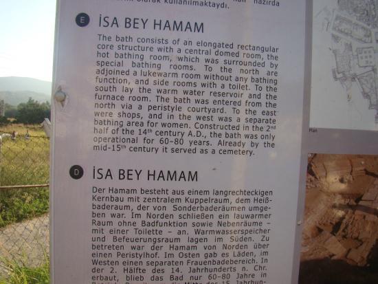 Ruins of an Old Hamam: Ruínas de Old Hamam