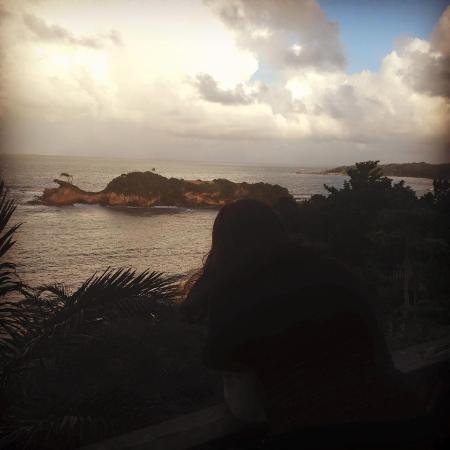 Calibishie Cove: room view