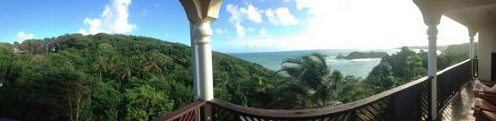 Calibishie Cove: view from room
