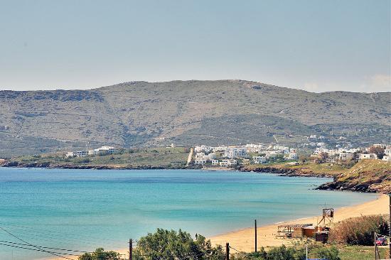 Aithra Apartments & Maisonettes: Sea view