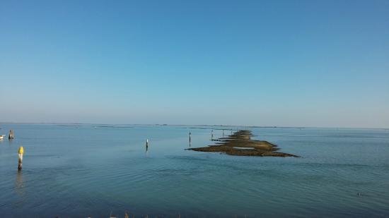 Porto Tolle, Italie : PescaTU - Sacca di Scardovari