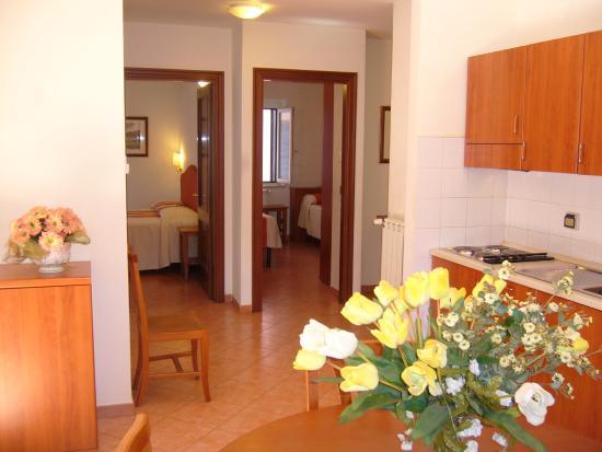 Residence San Pietro La Corte: Borromini overview