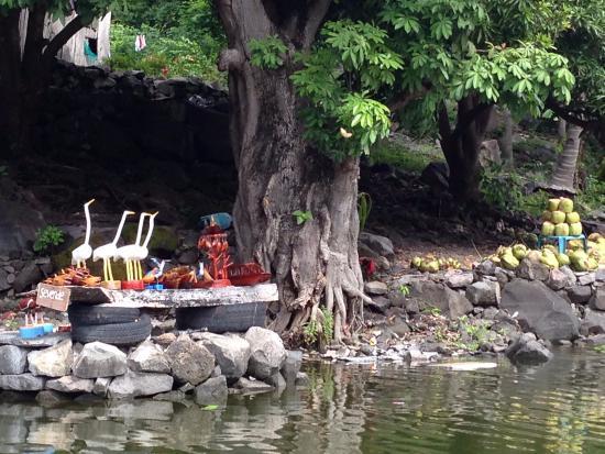 Гранада, Никарагуа: Ventas sobre el lago
