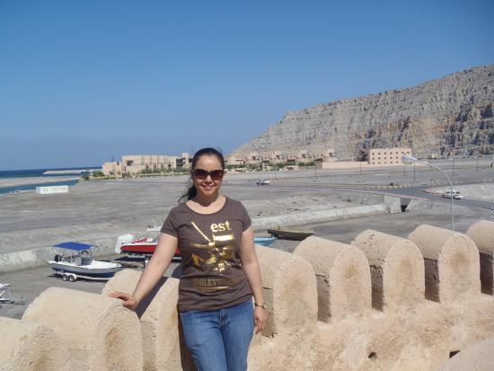 Festung Cacapo: Khasab castle
