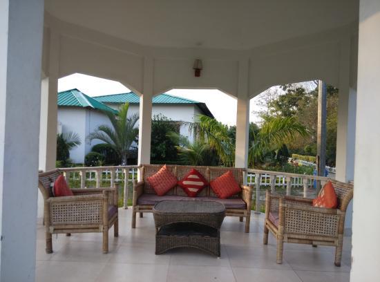 United 21 Grassland Resorts: sitting area