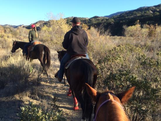 Rancho Oso RV & Camping Resort: Nice trails