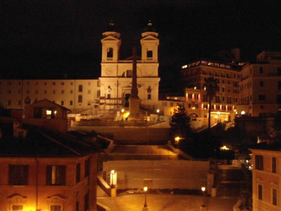 The View At The Spanish Steps - Small Luxury Hotel: The Spanish Steps